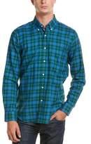 J.Mclaughlin Westend Trim Fit Shirt.