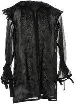 Sacai Overcoats - Item 41757866