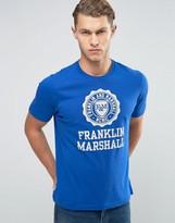 Franklin & Marshall Large Logo T-Shirt