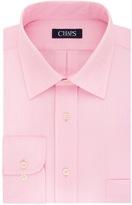 Chaps Men's Regular-Fit No-Iron Stretch-Collar Dress Shirt