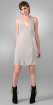 Alexander Wang T Alexander Wang Classic Mini Pocket Tank Dress
