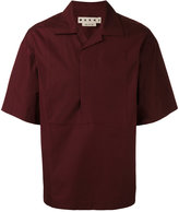 Marni short sleeved shirt - men - Cotton - 48