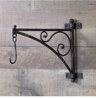 Vip Home International Antique Metal Bracket with Hook