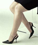 Hanes Plus Control Top Enhanced-Toe Pantyhose