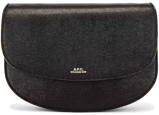 A.P.C. Clutch On Chain Geneve Bag