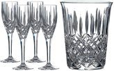 Royal Doulton Champagne Ice Bucket & Glasses Gift Set - 5 ct
