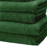 Linens Limited 100% Turkish Cotton 500gsm Bath Towel, Forest Green by Linens Limited