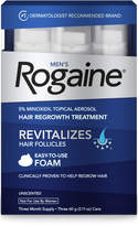 Rogaine Hair Regrowth Treatment Unscented Foam