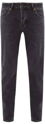 Neuw Iggy Stretch-denim Skinny Jeans - Black