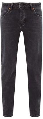 Neuw Iggy Stretch-denim Skinny Jeans - Mens - Black