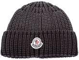 Moncler knit beanie - men - Virgin Wool - One Size