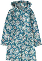 Cath Kidston Elvington Rose Printed Long Rain Jacket