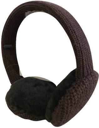 UGG Brown Wool Hats