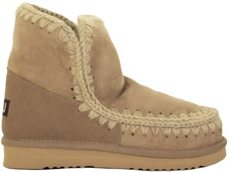 Mou Eskimo 18 Cognac Boot