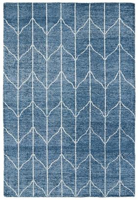 """Kaleen Solitaire Handwoven Rug, 5'x7'9"""""""