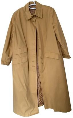 Aquascutum London Camel Trench Coat for Women