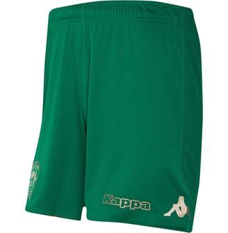 Kappa Mens WAFC Wigan Athletic Third Shorts Green