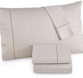 Hotel Collection 525 Thread Count Printed Pair of Standard Pillowcases