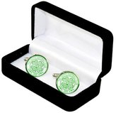 Celtic F.C. Celtic FC Official Metal Football Crest Cufflinks