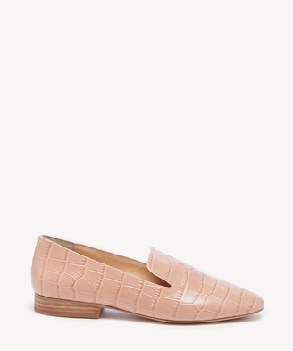 Sole Society Women's Takina Loafers Flats Beige Multi Size 5 Leather From