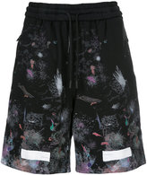 Off-White Diag Galaxy shorts