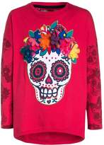 Desigual GEORGIA Long sleeved top fuchsia rose