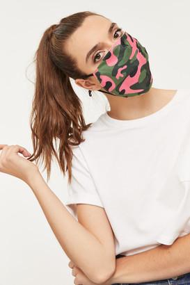 Ardene Camo Reusable Face Covering
