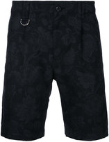 Roar floral print shorts