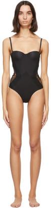 La Perla Black Shape-Allure Bodysuit