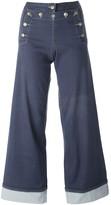Jean Paul Gaultier Pre Owned sailor jeans