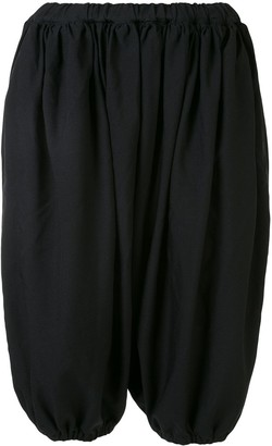 Comme des Garcons High-Waisted Short Trousers