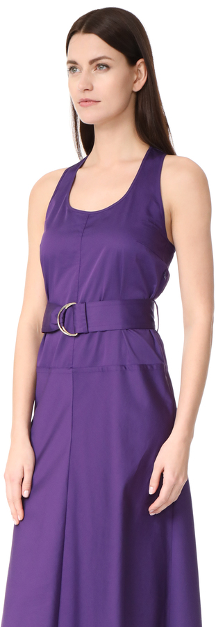 Nina Ricci Racer Back Dress