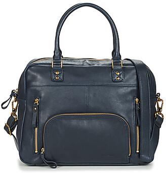 Nat & Nin MACY women's Shoulder Bag in Blue