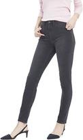 Banana Republic Zero Gravity Gray High-Rise Skinny Jean