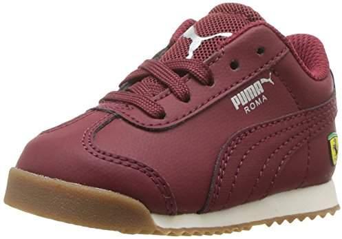e0e45fbdad38 Unisex Ferrari Roma Kids Sneaker