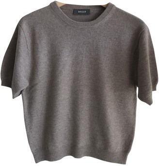 Bally Brown Cashmere Knitwear for Women