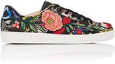 Gucci Men's New Ace Jacquard Sneakers-BLACK, GREEN