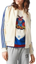 adidas Embroidered Patch Track Jacket