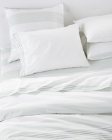 Serena & Lily Fouta Yarn-Dyed Stripe Duvet Cover