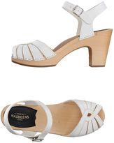 Swedish Hasbeens Sandals