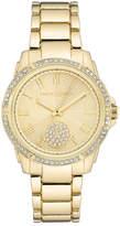 Vince Camuto Women's Czech Crystal Embellished Bracelet Watch, 36mm