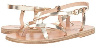 Ancient Greek Sandals Semele (Platinum Vachetta) Women's Sandals