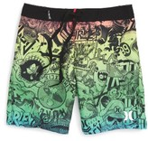 Hurley Toddler Boy's Collage Board Shorts