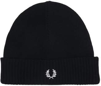 Fred Perry Hats In Black Wool