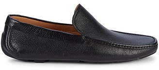 Magnanni Leather Driving Shoes