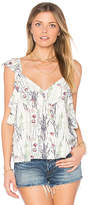 Sam&lavi Bella Top in White. - size L (also in M,S,XS)