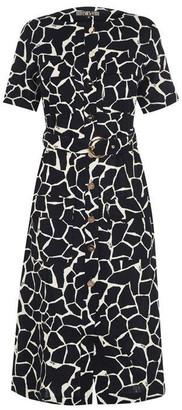 Biba Linen Safari Dress