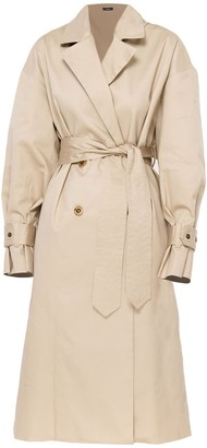 Z.G.Est Double Breasted Trench Coat