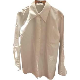 Bruuns Bazaar White Cotton Top for Women