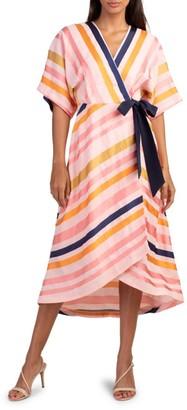 Trina Turk Endless Wrap Dress